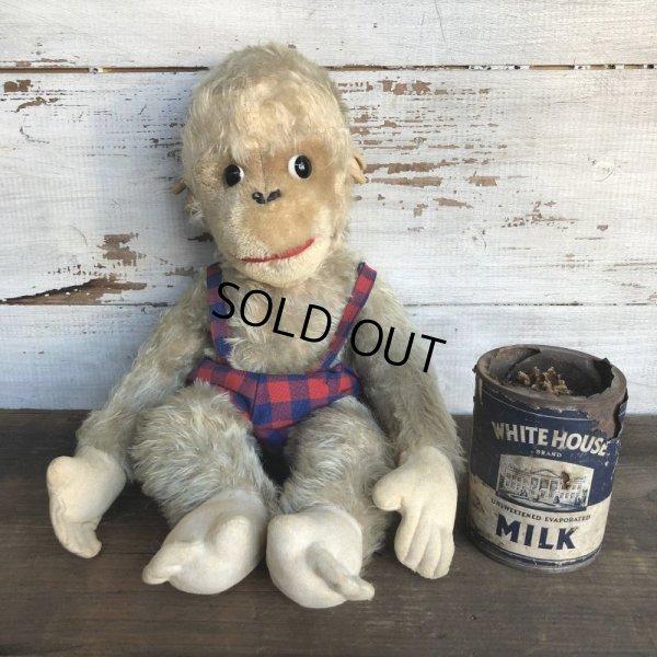 画像1: Vintage Monkey Doll (S788)