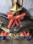 画像7: Vintage Anheuser Busch Bavarian American Eagle Budweiser Plaque Sign  (S766)