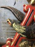 画像6: Vintage Anheuser Busch Bavarian American Eagle Budweiser Plaque Sign  (S766)