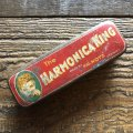 Vintage The Harmonica King (S785)