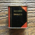 Vintage Record Shaves FILE OLD BLADES HERE (S788)