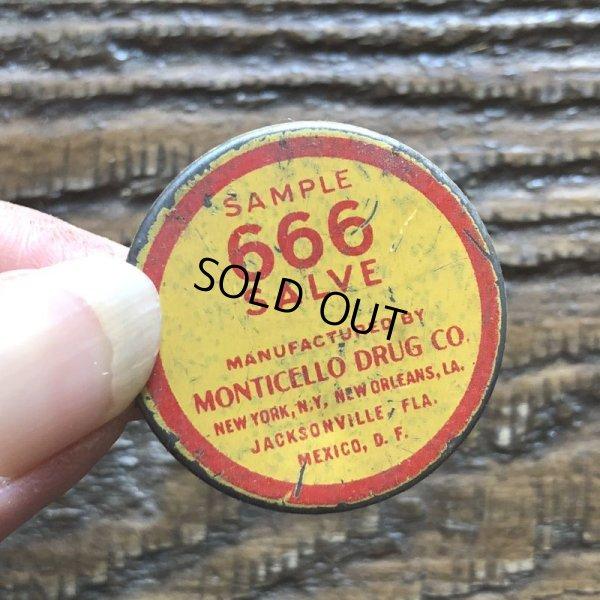 画像4: Vintage Sample 666 Salve (S791)