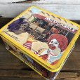 画像6: 80s Vintage Lunch Box McDonald's (S793) (6)
