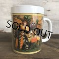 70s Vintage McDonalds Thermo-Sew Mug Cup (S796)