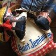 画像5: 40s Vintage Aunt Jemima Advertising Oil Cloth Doll Complete Set (S800)