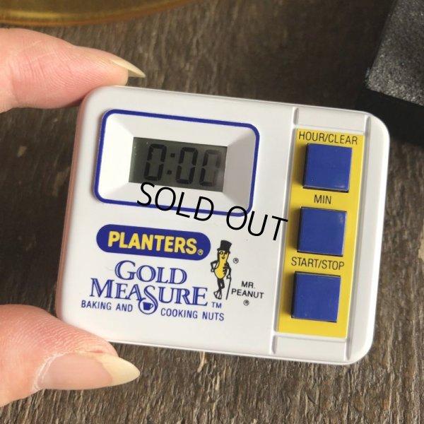 画像5: Vintage Planters Mr. Peanut Gold Measure (S808)