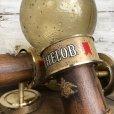 画像8: Vintage Michelob Beer Lighted Sconce Wall Lamp Set (S829)