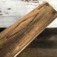 画像7: Vintage Wooden Box WISCONSIN (S826)