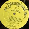 画像4: Vintage LP Disney Mary Poppins (S870)  (4)