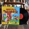 Vintage LP SNAGGLEPUSS and The wizard of OZ (S892)