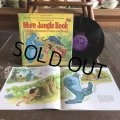 Vintage LP Disney More Jungle Book (S873)
