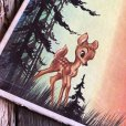画像5: Vintage LP Disney Bambi (S867)  (5)