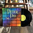 画像1: Vintage LP Disney Peter Pan (S868)  (1)