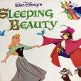 画像5: Vintage LP Disney Sleeping Beauty (S874)  (5)