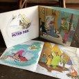 画像6: Vintage LP Disney PETTER PAN (S876)
