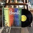 画像1: Vintage LP Disney Bambi (S867)  (1)