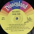 画像3: Vintage LP Disney PETTER PAN (S876)
