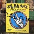 70s Vintage Symbol Stix Sticker With Post Card (S895)