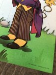 画像4: 70s Vintage McDonalds Poster Sign Hamburglar & Mayor McCheese (S904)