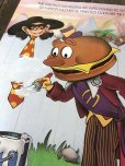 画像6: 70s Vintage McDonalds Poster Sign Hamburglar & Mayor McCheese (S904)