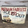 40s Vintage Putnam Fadeless Dyes Store Disiplay Cabinet (S912)