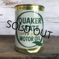 Vintage QUAKER STATE Quart Oil can (S928)
