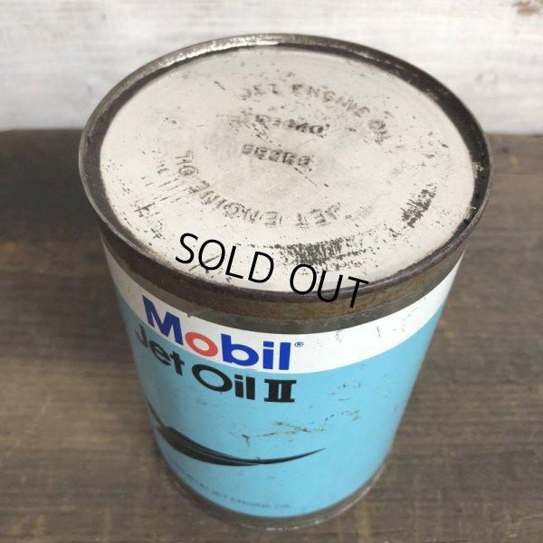 画像5: Vintage MOBIL Quart Oil can (S922)