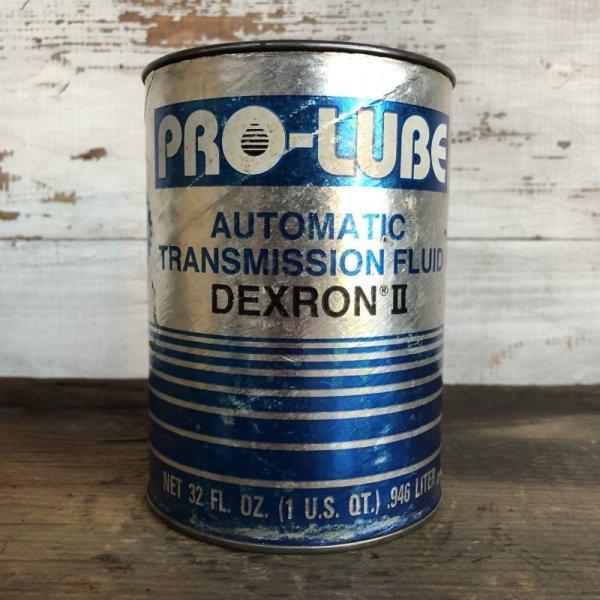 画像1: Vintage PRO-LUBE ATF Quart Oil can (S949)