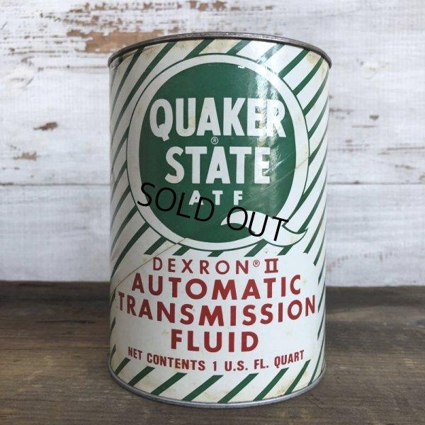 画像3: Vintage QUAKER STATE Quart Oil can (S929)