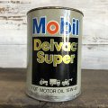 Vintage MOBIL Quart Oil can (S925)
