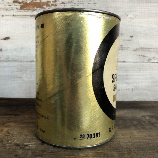 画像4: Vintage SEARS Quart Oil can (S945)