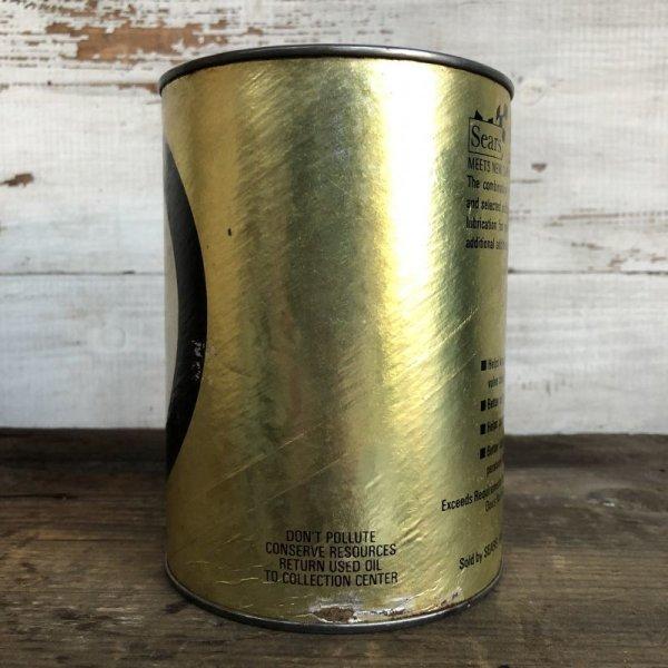 画像2: Vintage SEARS Quart Oil can (S945)