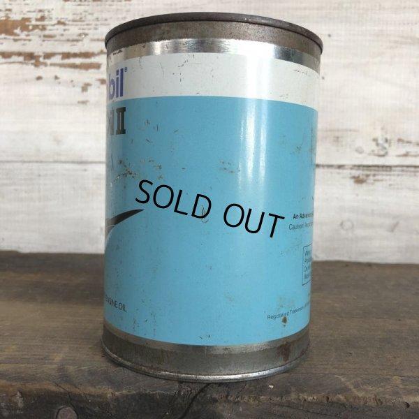 画像2: Vintage MOBIL Quart Oil can (S922)