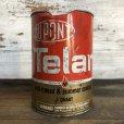 画像1: Vintage DU PONT Quart Oil can (S935)  (1)