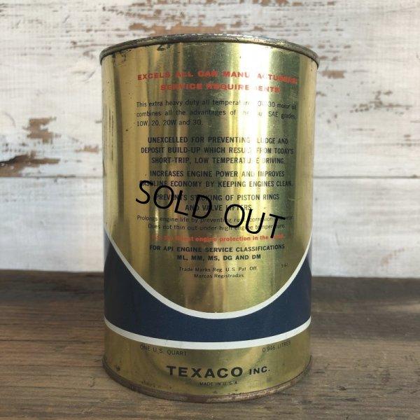 画像3: Vintage TEXACO Quart Oil can (S940)