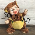 Vintage Rubber Face Doll Bear BxY (S972)