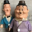 画像8: 【SALE】70s Vintage Laurel & Hardy Figure Set R.DAKIN (S968)