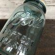 画像5: 30s Vintage Glass Ball Mason Jar 17.5cm (S987)