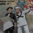 画像5: Vintage The Navy Needs you Poster w/frame (T002)