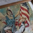 画像6: Vintage The Navy Needs you Poster w/frame (T002)