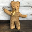 画像1: Vintage Brown Bear Doll  (T012) (1)