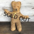 Vintage Brown Bear Doll  (T012)