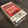 画像6: Vintage BIX STAIN PUTTY POWDER can (T043)