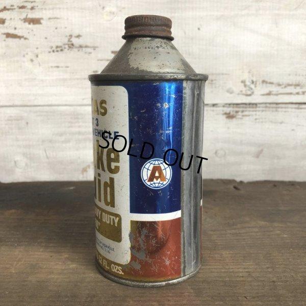 画像2: Vintage ATLAS Brake Fluid can (T038)