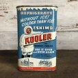 画像1: Vintage ESKIMO KOOLER can (T047)  (1)