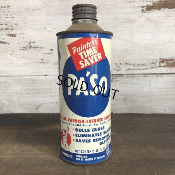 画像1: Vintage PA'SO can (T036)