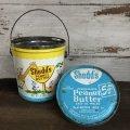 Vintage Shedd's Peanut Butter Can (T055)