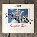 Vintage Campbell Soup Kid Calendar 1992 (T066)