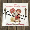 Vintage Campbell Soup Kid Calendar 1994 (T068)