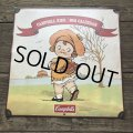 Vintage Campbell Soup Kid Calendar 2011 (T085)